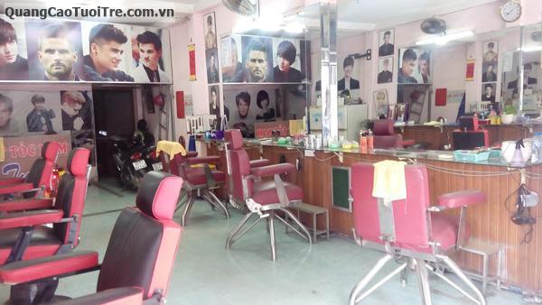 Cần tuyển dụng thợ phụ làm tóc.