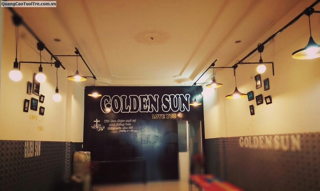 Trà sữa Golden Sun 184/4 Nguyễn Xí