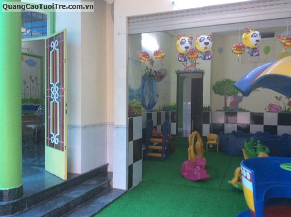 Trường Mầm non Yến Chi Tuyển sinh bé mỗi ngày