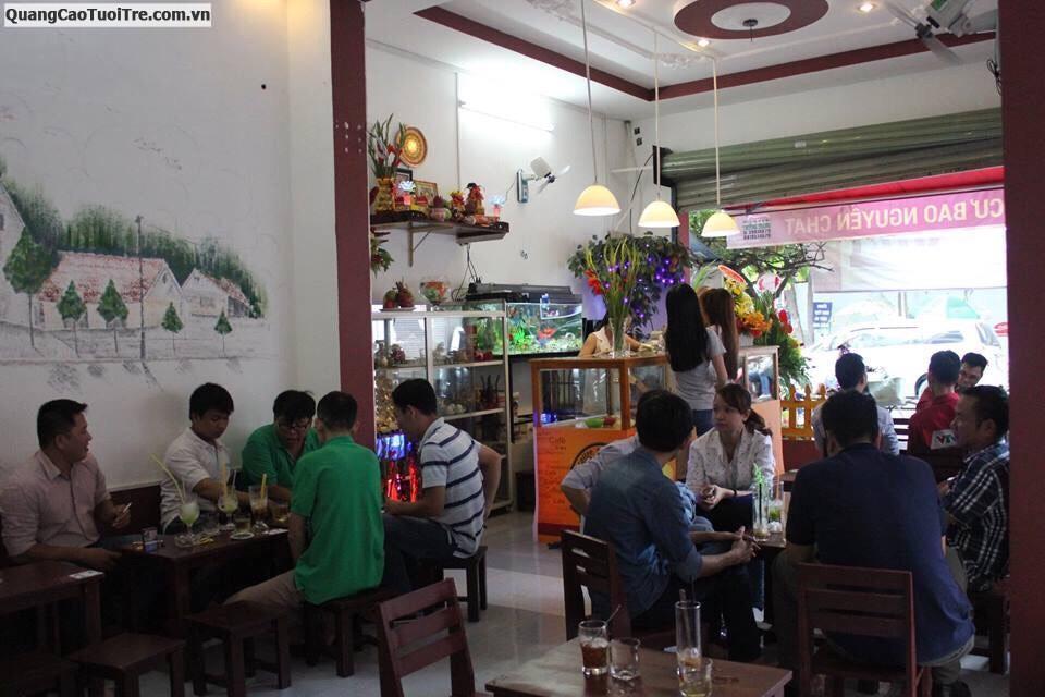 Chuyên phục vục các món ăn tươi ngon giá bình dân