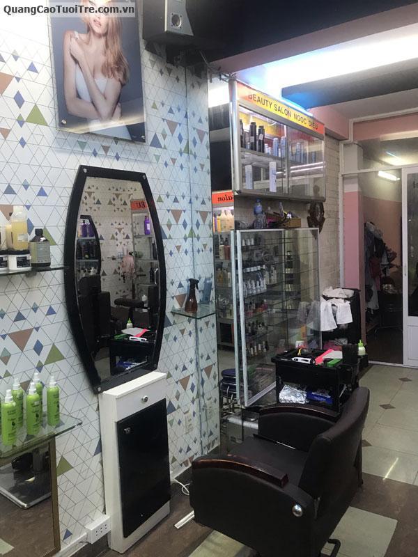 Top salon cắt tóc uy tín ở Sài Gòn.
