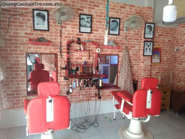 Cần tuyển nam nữ nhân viên làm tóc nam tại An Phú Đông, quận 12