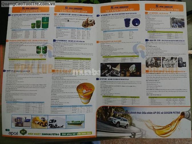 Công ty TNHH Khánh Quân tuyển nhân viên kinh doanh dầu nhớt