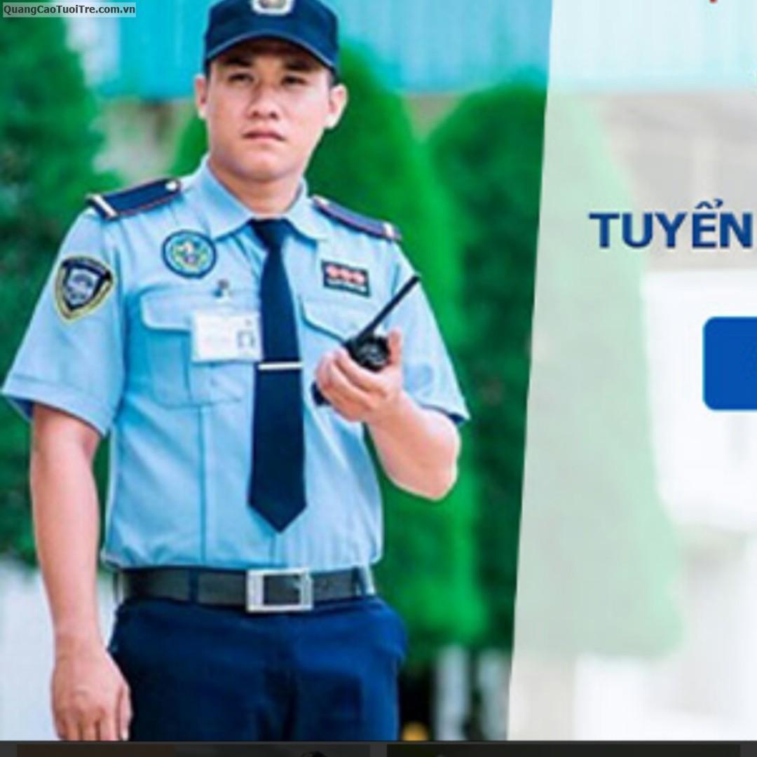 Cần tuyển nhân viên bảo vệ làm việc tại bãi giữ xe ô tô ở Bình Thạnh
