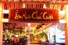 Ẩm thực Chú Cuội . Vườn ẩm thực Việt Nam .