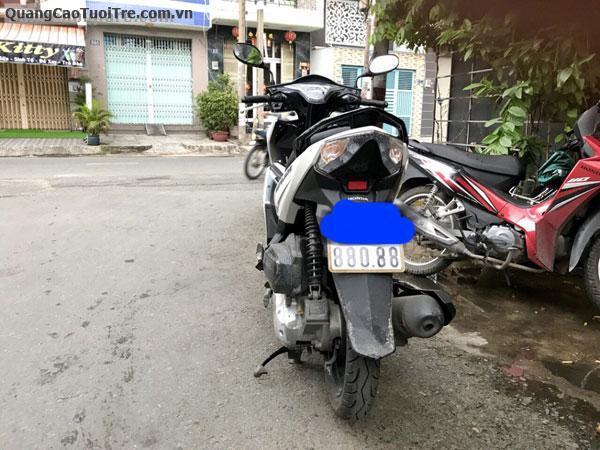 Bán Honda AirBlade 2014 biển 880.88 tại quận Tân Phú