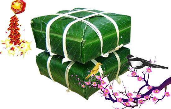 Bán và nhận gói bánh chưng bánh tét tết 2014