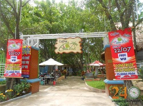 Cafe Vườn Xinh - Hãy Đến Và Cảm Nhận