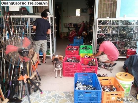 Cần câu, máy câu cá Nhật giá  từ 150k/1c