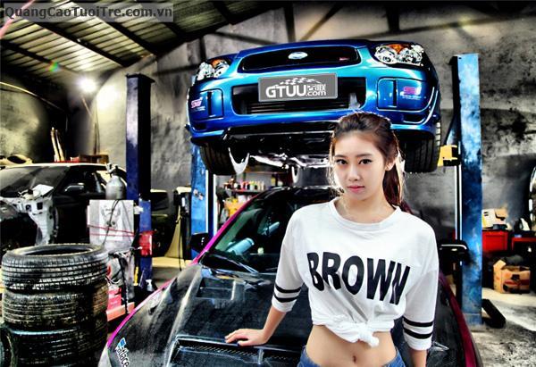 Cần tuyển 5-10 thợ sửa chữa ôtô có kinh nghiệm