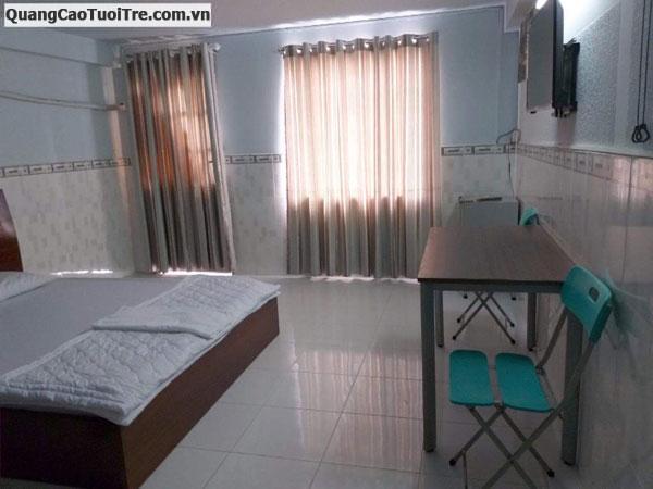 Cho thuê phòng khách sạn đầy đủ tiện nghi chỉ 3,6tr/ tháng
