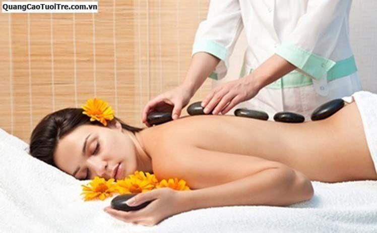 Chuyên Massage mặt , Body , tắm trắng toàn thân