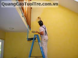 Chuyên thi công chống thấm, sơn sửa, nâng cấp nhà