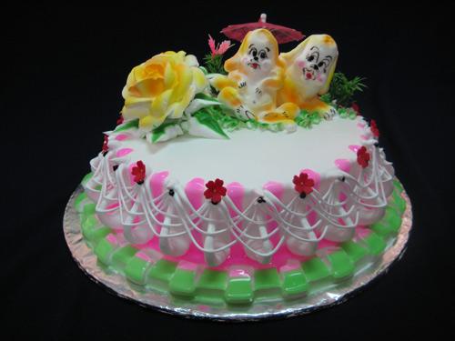 Cơ sở sản xuất bánh ngọt