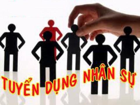 Công ty TMDV Phương Long tuyển dụng nhân sự