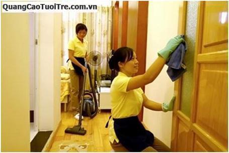 CTY  MINH THƯ  cung cấp người giúp việc