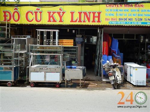 Cửa hàng đồ cũ Kỳ Linh chuyên thanh lý  nhà hàng, quán cafe