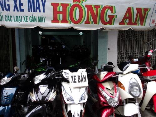 Cửa Hàng Xe Máy HỒNG-AN Chuyên Mua- bán các LOẠI xe gắn máy..xe zin và đẹp