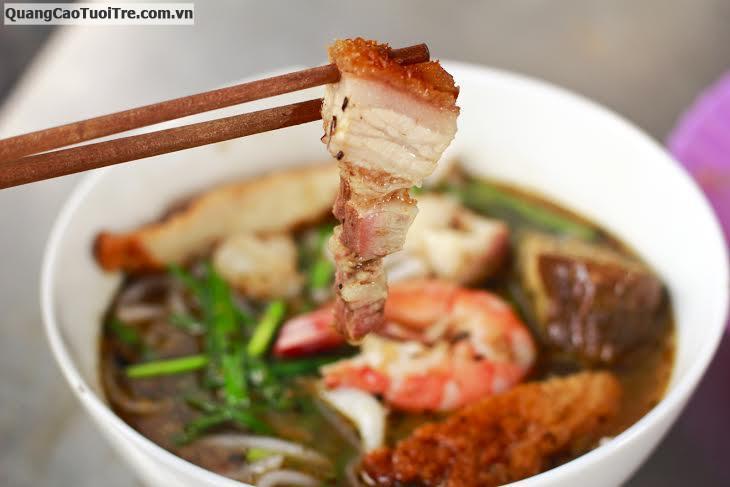 Đặc sản Bún mắm Miền Tây và Bánh canh chả cá Nha Trang