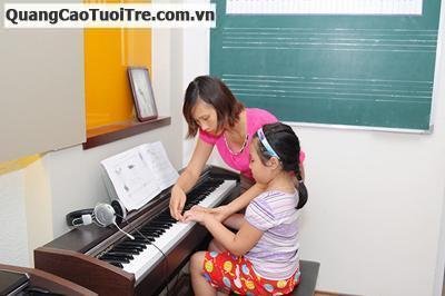 Dạy học đàn Piano, Guita, Organ...