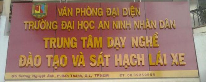 Dạy lái ôtô chuyên nghiệp bậc nhất Niệt Nam