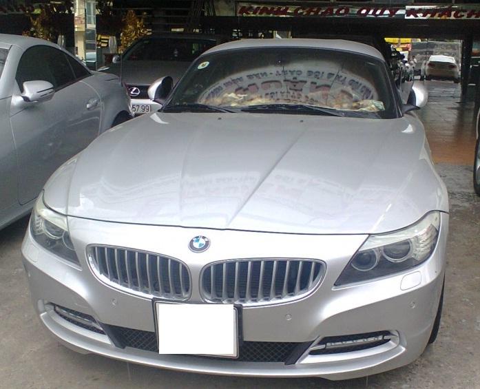 Đi xuất cảnh nên cần bán xe BMW