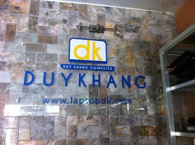 Dịch vụ sữa chữa laptop Duy Khang