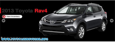 Dịch vụ Toyota Thái Dương