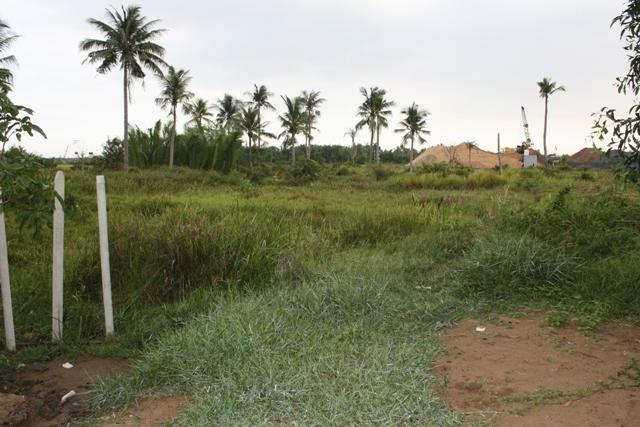 Bán đất xã Bình Khánh, huyện Cần Gio