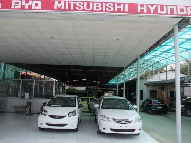 Bán xe 5 chỗ HYUNDAI BYD mới nhỏ bền siêu rẻ 200tr