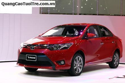 Giá xe Toyota Hùng Vương khuyến mãi cực khủng
