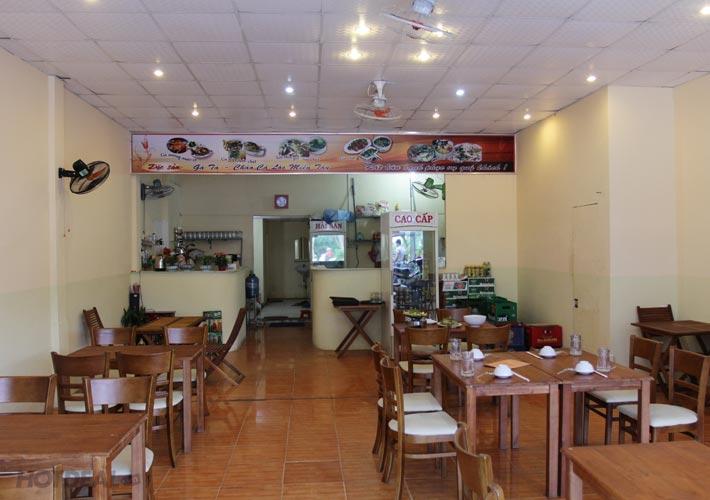 Giảm giá 20% đối với các món ăn tại Bảy Ni