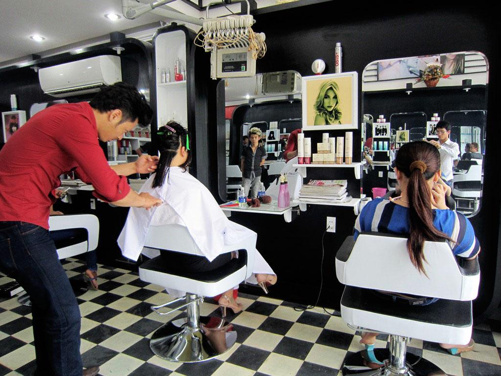 Hair Salon Lục điểm đến đáng tin cậy