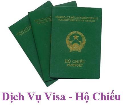 Hộ chiếu visa Bảo Ngọc nhanh,giá rẻ,uy tín