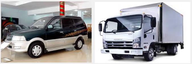 HOÀNG KIM chuyên mua bán các loại Ôtô - Xe Tải