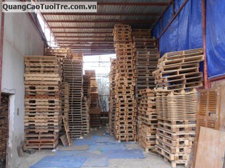 Mua Pallet gỗ giá cao - chuyên thu mua các loại pallet gỗ