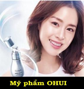 Mỹ phẩm cao cấp OHUI - Vì một Làn da hoàn hảo