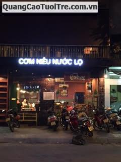 Nhà hàng  CƠM NIÊU NƯỚC LỌ tưng bừng khai trương
