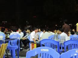 Quán nhậu bình dân 138 Võ Văn Tần