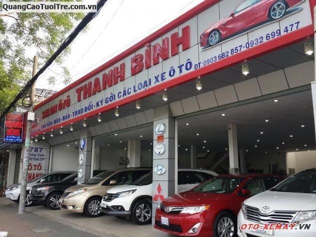 Salon Oto Thanh Bình Chuyên Bán, trao đổi, ký gửi các loại xe