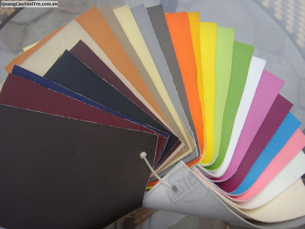 Sản phẩm vải giả Da - Simili chất lượng cao