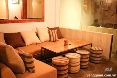 Sang quán cafe AQUA 841 Lê Hồng Phong, P. 12, Quận. 10