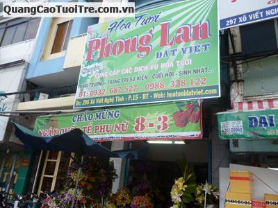 Shop hoa tươi Phong Lan