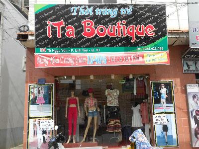 ITA Boutique thời trang rẻ đẹp