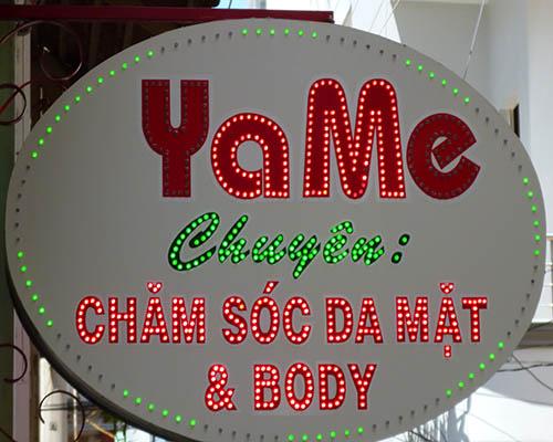 Spa Yame - Nơi chăm sóc da hoàn hảo