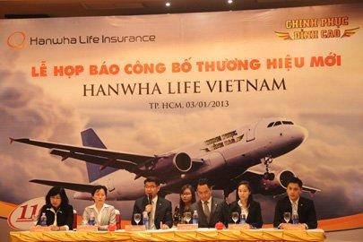 Tập đoàn tài chính Hanwha life  tuyển nhân sự