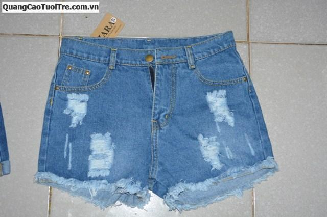 Tìm nhà phân phối quần short jean hàng cao cấp