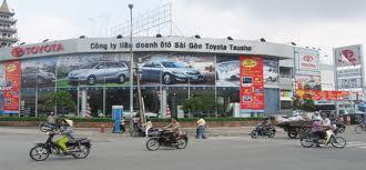 ToYoTa Hùng Vương - Chuyên phân phối các dòng Toyota