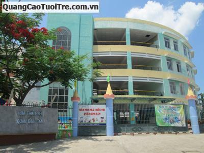 Trường mầm non nhà thiếu nhi Q.Bình Tân
